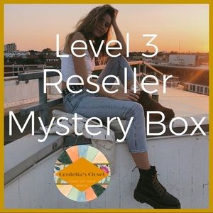 LEVEL 3 RESELLER MYSTERY BOX